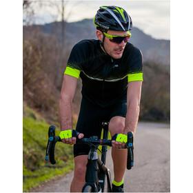 Santini Atollo Maillot de cyclisme Homme, fluo yellow